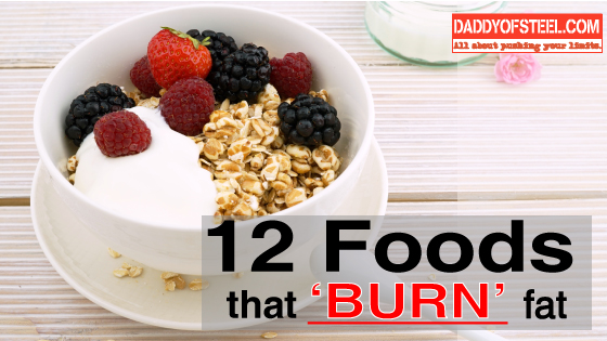 Daily mail fat burning foods