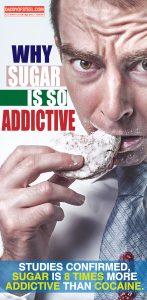 why sugar is so addictive