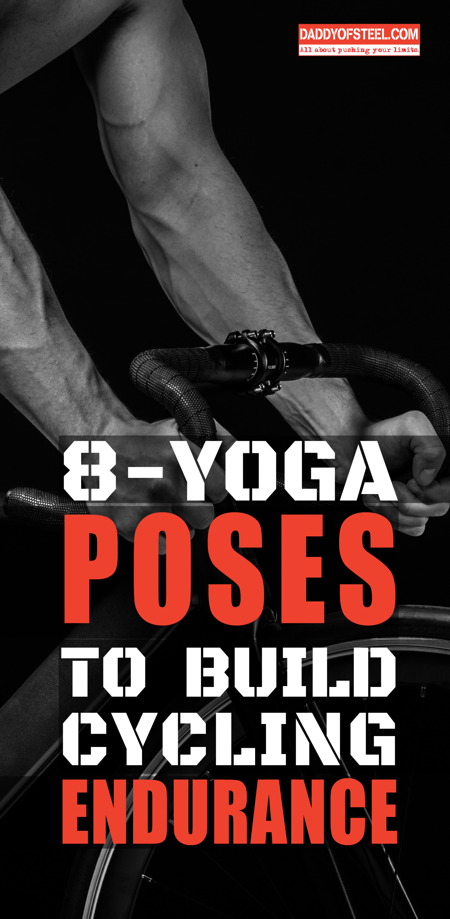 8 yoga poses to build cycling endurance
