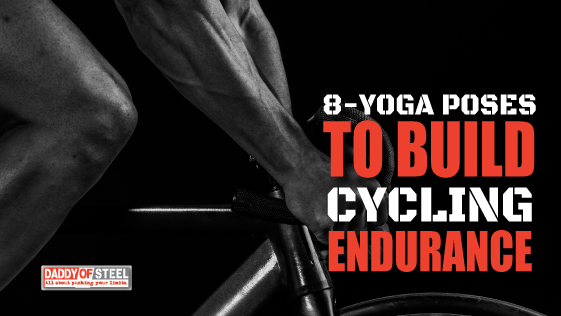 yoga poses for Cycling-Endurance