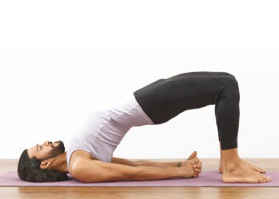 Bridge_yoga_Pose