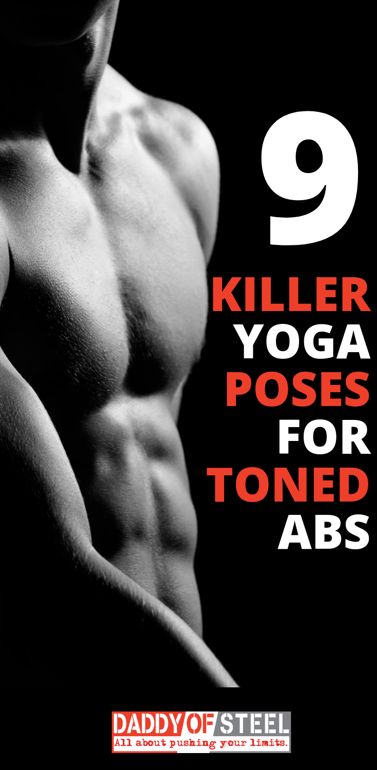 Yoga Poses for Toned Abs