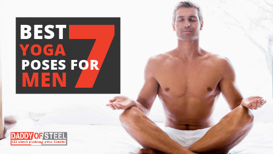 Yoga poses for men